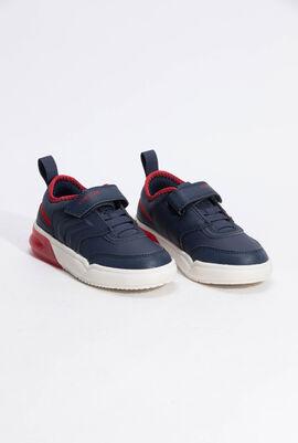 J Gray Jay Strap Navy Sneakers