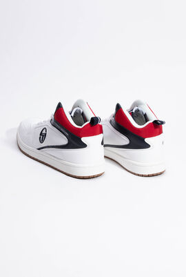 James LTX White Sneakers