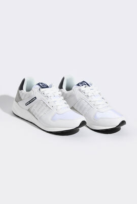 Hex White/Navy Sneakers