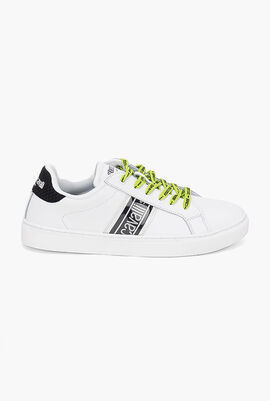 Glam Leather Sneakers