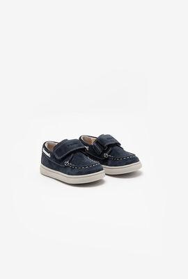 Djrock Suede Boat Shoes