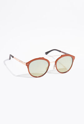 The Producer Round Sunglasses