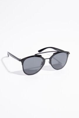 Pantos Black Sunglasses