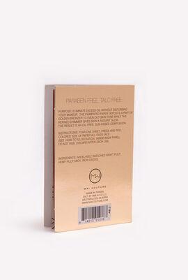 2-1 Blotting - Bronzing Paper, Sin City