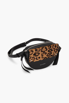 K/Ikon Leopard Belt Bag