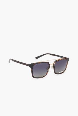 Polarized Lens Square Sunglasses