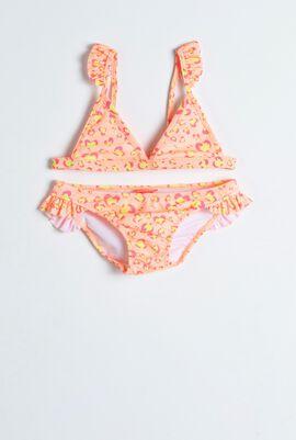 Frill Strap Bikini