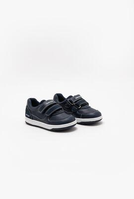 N.Flick Velcro Strap Sneakers