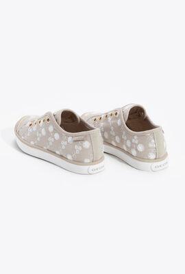 حذاء رياضي سهل الارتداء مطرز J Ciak