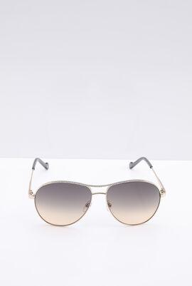 Aviator Classic Brown Women's Sunglasses