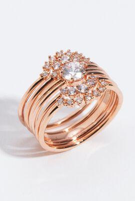 Moonsun Ring Set, 52 mm