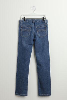 Ripped Denim Pants