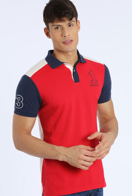 Multi-colored Polo Shirt