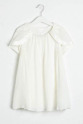 Ceremony Silk Dress