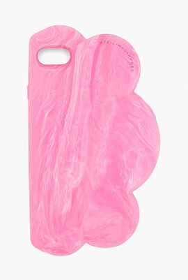 Marble-effect Cloud iPhone 7 Case