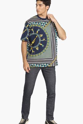 Lacoste L!ve Printed T-Shirt
