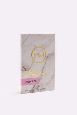 Skincare Blotting Paper, Rosehip Oil