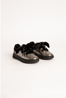 Discomix Leather Sneakers
