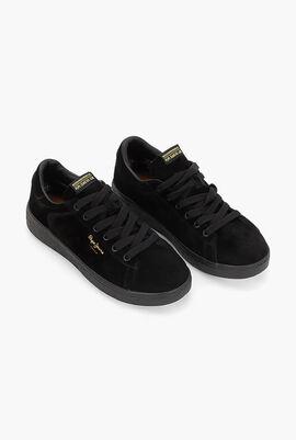 Roxy Brass Suede Sneakers