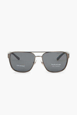 Aviator Polarized Sunglasses