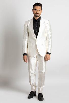 Martini Single Buttoned Suit