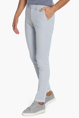 Kensington Slim Preppy Stripes Chino Pants