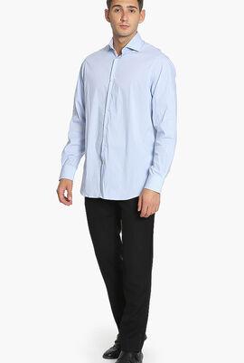 Stretch Stripe Classic Fit Shirt