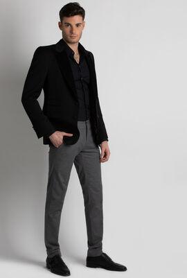 Sicilia Double Buttoned Suit Jacket