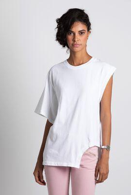 Johnia Show Asymmetric T-shirt
