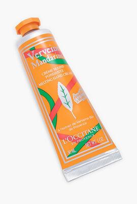 Verbena Mandarin Melting Hand Cream, 30ml