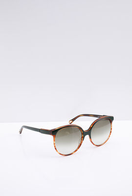 Havana Oversized Sunglasses