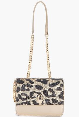 Milano Glittered Crossbody Bag