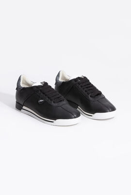 D Chewa  A Leather Sneakers