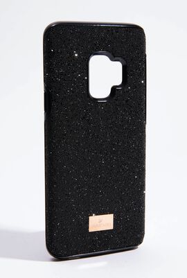 High Black Samsung Galaxy S9 Case