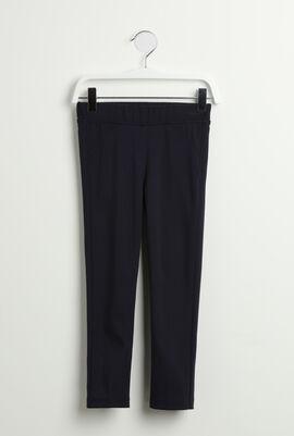 Plain Stretch Fit Leggings