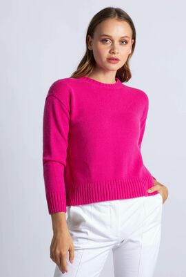 Catone Solid Sweater