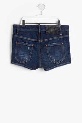 Button Fly Shorts
