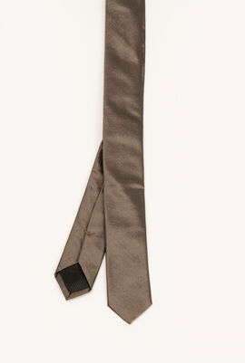 Shinny Slim Tie