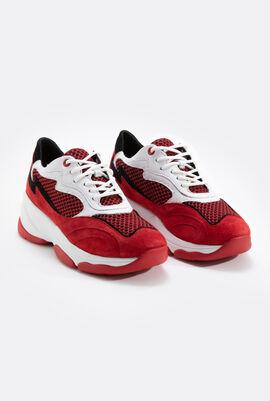 D Kirya Suede Sneakers