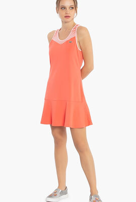 Racerback Jersey Tennis Dress