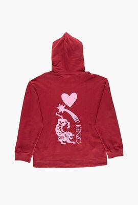 Valentines Oversized Sweatshirt
