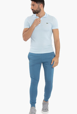 Slim Fit Cotton Polo Shirt