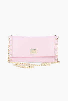 Corolle Leather Clutch