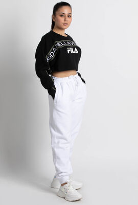 Lucie Crop Sweatshirt