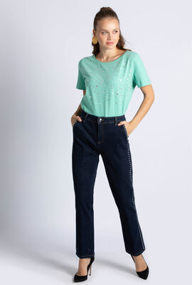 Ashley Graham x Marina Rinaldi Idioma Jeans