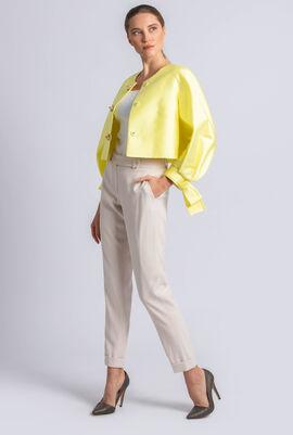 Mikado Crop Jacket
