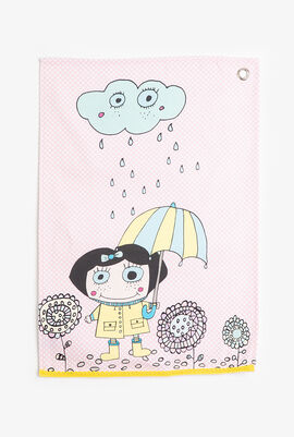 Jennifer Canvas Tea Towel