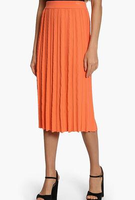 Viscose Blend Skirt