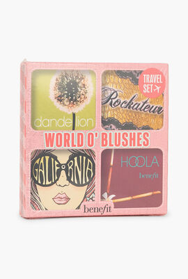 World O Blushes Travel Set