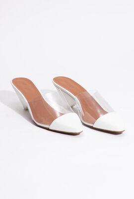 Eriopsis Transparent Sandals